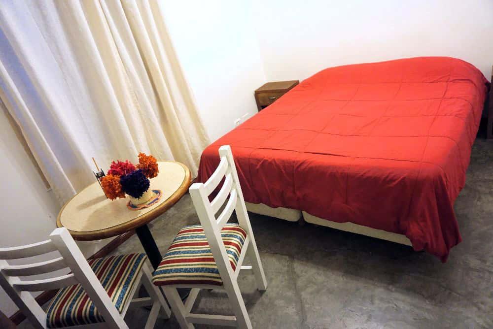 Habitación privada<br />con baño privado