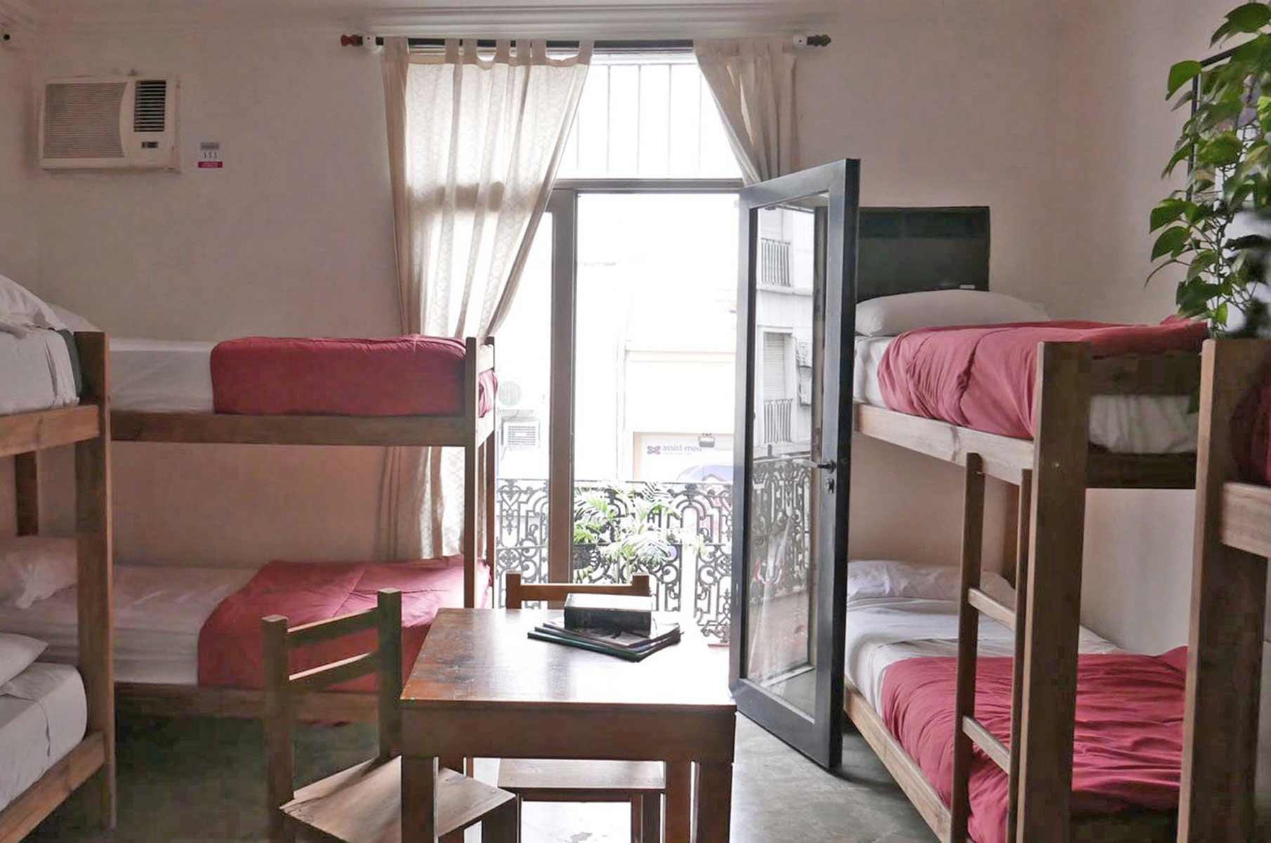 Shared dormitory